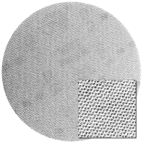 "150 mm (6"") High gloss polishing  mesh screen sanding discs. Pack of 10"